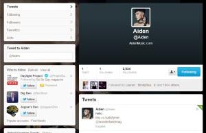Aiden Grimshaw Twitter
